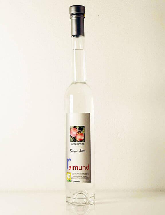 Apfelbrand Berner-Rose Biohof-Raimund